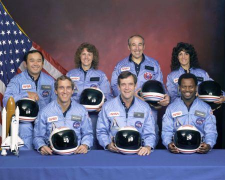STS-51L 챌린저 호의 승무원들